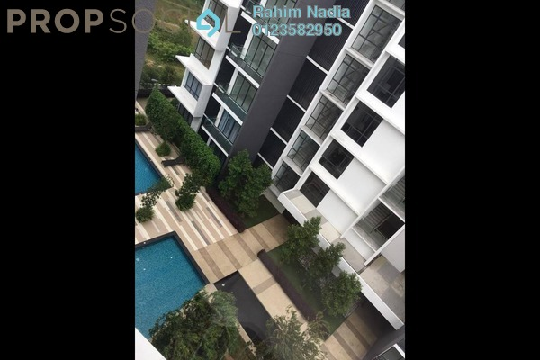 For Sale Condominium at Temasya Kasih, Temasya Glenmarie Freehold Semi Furnished 3R/2B 628k