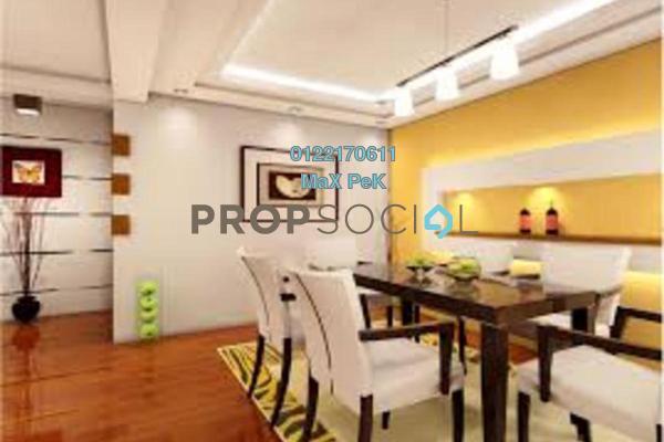 For Sale Condominium at Iris Residence, Bandar Sungai Long Freehold Unfurnished 3R/2B 426k