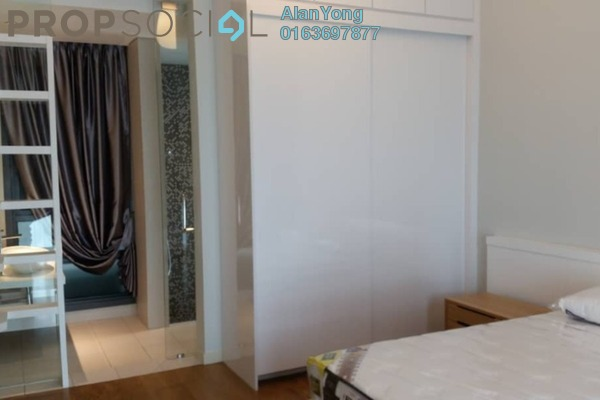 For Rent Condominium at Vogue Suites One @ KL Eco City, Mid Valley City Freehold Fully Furnished 1R/1B 3.49k