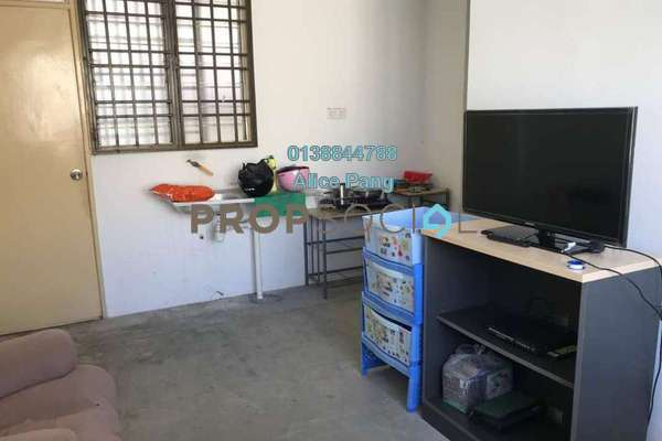 For Rent Apartment at Sri Saujana Apartment, Georgetown Freehold Unfurnished 3R/2B 650translationmissing:en.pricing.unit