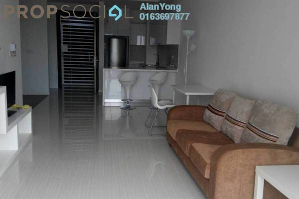 For Rent Condominium at The Elements, Ampang Hilir Freehold Fully Furnished 1R/1B 1.9k