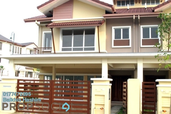 For Rent Terrace at Opulenia, Denai Alam Freehold Semi Furnished 4R/4B 1.9k