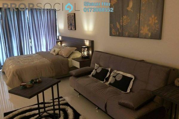 For Rent Condominium at Avenue D'Vogue, Petaling Jaya Leasehold Fully Furnished 0R/1B 1.5k