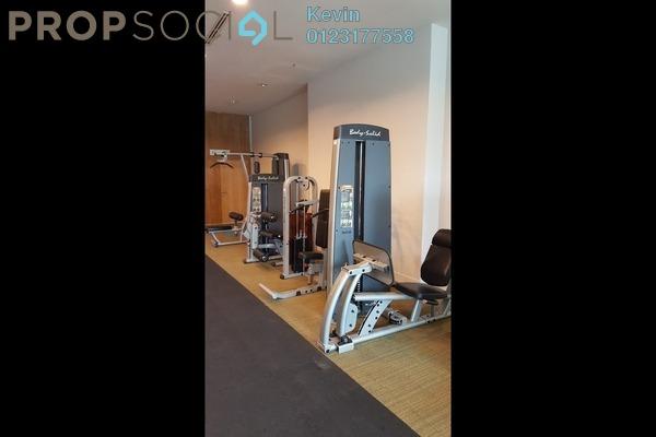 For Rent Condominium at Suasana Sentral Condominium, KL Sentral Freehold Fully Furnished 1R/1B 2.5k