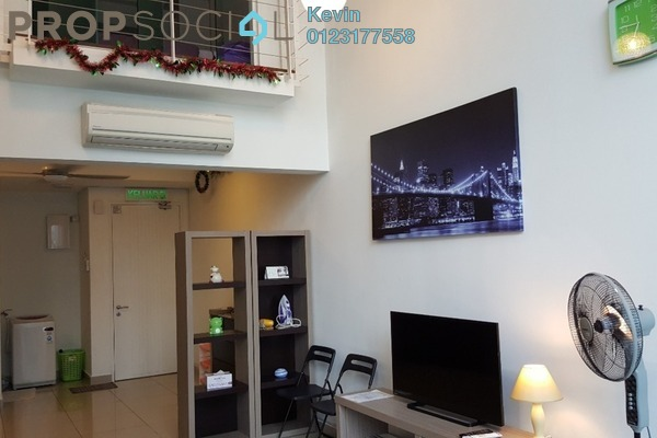 For Rent Duplex at The Scott Soho, Old Klang Road Freehold Fully Furnished 0R/2B 2.2k