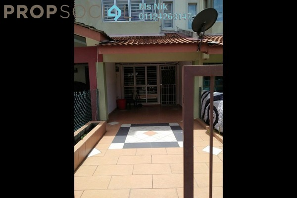 For Rent Townhouse at Amansiara, Selayang Freehold Fully Furnished 3R/2B 1.3k