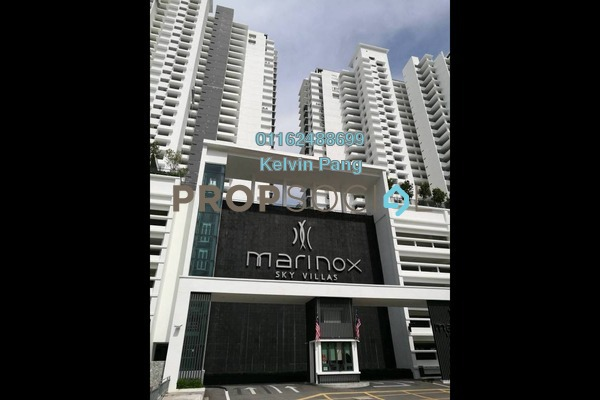 For Sale Condominium at Marinox Sky Villas, Seri Tanjung Pinang Freehold Unfurnished 3R/2B 930k
