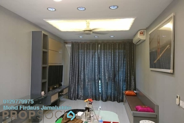 For Sale SoHo/Studio at Univ 360 Place, Seri Kembangan Freehold Fully Furnished 2R/2B 495k