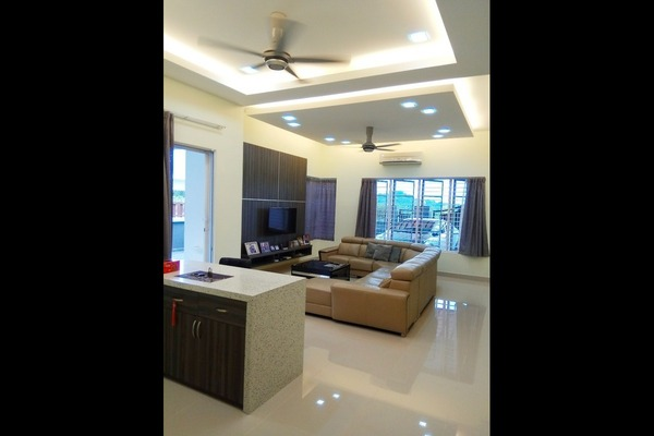 For Sale Semi-Detached at Hillpark 2, Semenyih Freehold Fully Furnished 5R/5B 1.25m