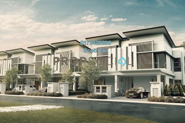 For Sale Semi-Detached at Jade Hills, Kajang Freehold Unfurnished 4R/5B 1.26m