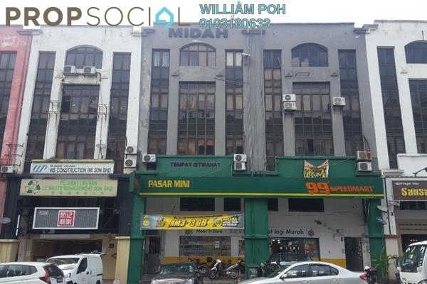 For Sale Shop at Kuchai Entrepreneurs Park, Kuchai Lama Freehold Semi Furnished 0R/0B 2.8m