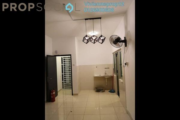 For Rent Apartment at Saville @ Kajang, Kajang Freehold Fully Furnished 2R/2B 1.4k