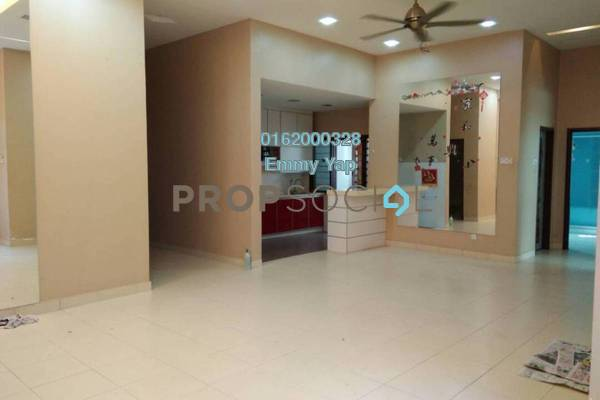 For Sale Condominium at Villa Park, Seri Kembangan Freehold Semi Furnished 4R/2B 550k
