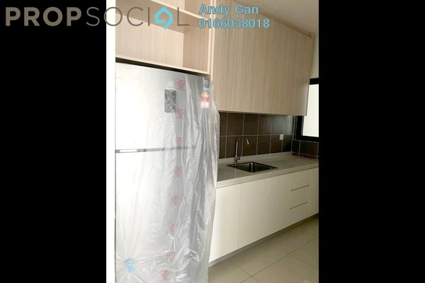 For Sale Condominium at Lakeville Residence, Jalan Ipoh Freehold Semi Furnished 3R/2B 640k