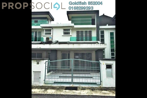 For Rent Terrace at Tiara East, Semenyih Freehold Fully Furnished 5R/3B 1.8k
