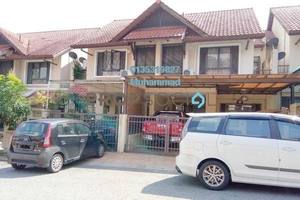 For Sale Terrace at Damai Jasa, Alam Damai Leasehold Fully Furnished 4R/3B 795k