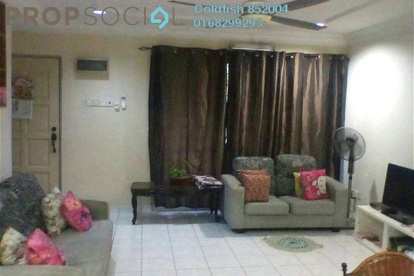 For Rent Terrace at Bandar Damai Perdana, Cheras South Freehold Semi Furnished 4R/3B 1.35k