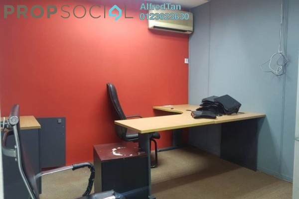 For Rent Office at Diamond Residences, Setapak Freehold Fully Furnished 4R/2B 1.5k