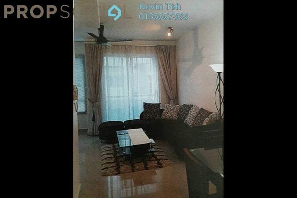 For Sale Condominium at Solaris Dutamas, Dutamas Freehold Fully Furnished 1R/1B 700k