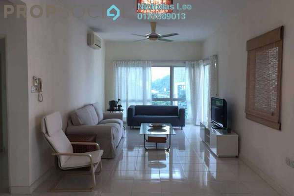For Rent Condominium at Metropolitan Square, Damansara Perdana Freehold Fully Furnished 3R/2B 2.4k