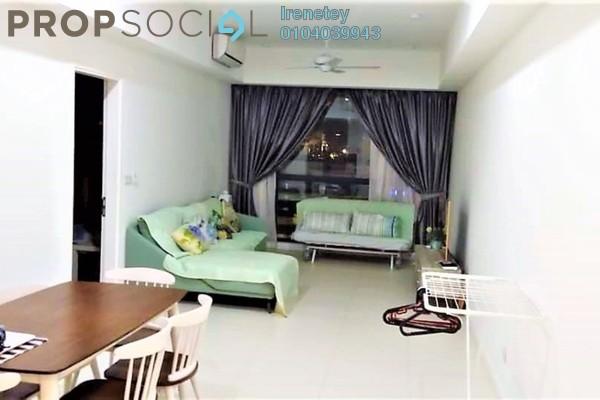 For Rent Condominium at Three28 Tun Razak, KLCC Freehold Fully Furnished 2R/2B 3.7k