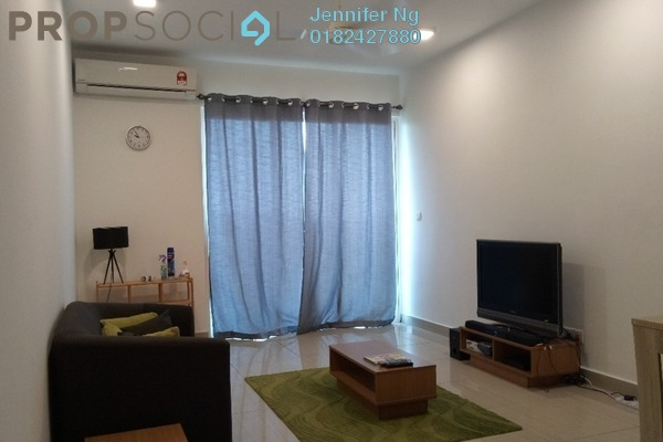 For Rent Condominium at Hijauan Saujana, Saujana Freehold Fully Furnished 3R/2B 2.2k