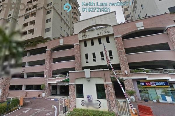 For Sale Condominium at Bougainvilla, Segambut Freehold Unfurnished 3R/2B 400k