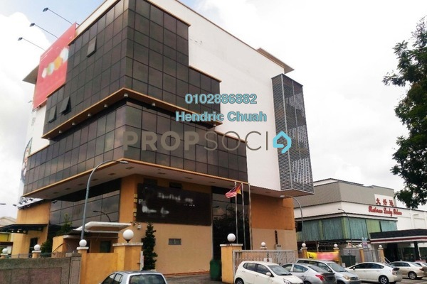 For Rent Office at Green Street Homes, Seremban 2 Freehold Unfurnished 1R/1B 7k
