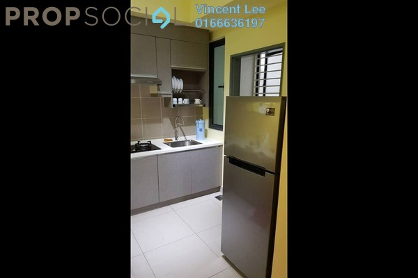 For Sale Condominium at KL Palace Court, Kuchai Lama Freehold Semi Furnished 2R/2B 450k