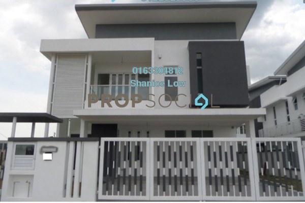 For Sale Bungalow at Cypress Residences, Denai Alam Freehold Unfurnished 5R/6B 2m