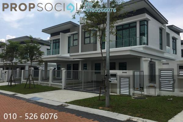 For Sale Semi-Detached at Garden Hills Residences, Nilai Freehold Unfurnished 4R/3B 487k