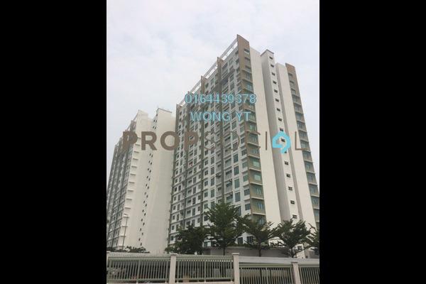 For Sale Condominium at Hijauan Puteri, Bandar Puteri Puchong Freehold Unfurnished 3R/2B 430k