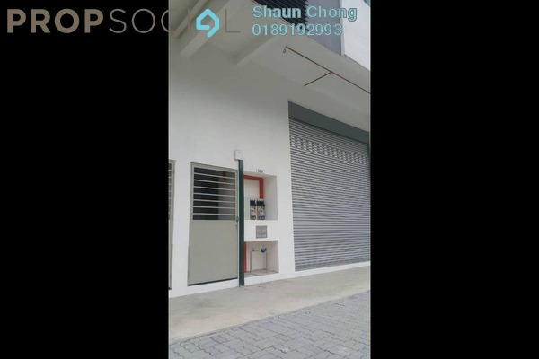 For Rent Link at Section 33, Shah Alam Freehold Unfurnished 0R/4B 6k