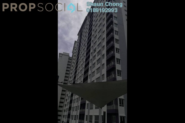 For Sale Condominium at Saville @ Kajang, Kajang Freehold Unfurnished 3R/2B 420k