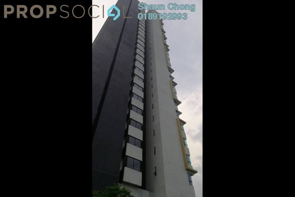 For Sale SoHo/Studio at MKH Boulevard, Kajang Freehold Fully Furnished 1R/1B 340k