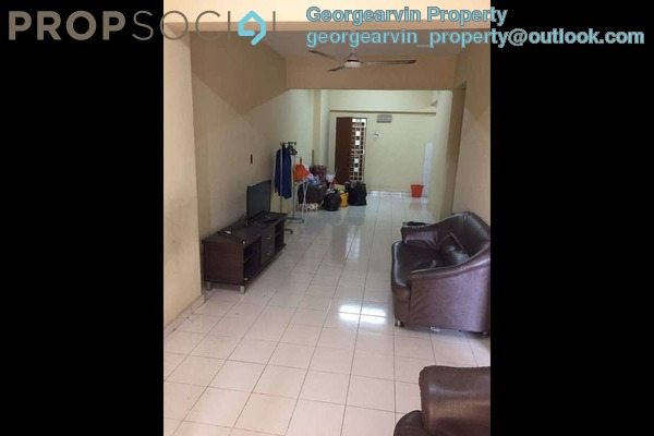 For Rent Condominium at Kepong Central Condominium, Kepong Freehold Fully Furnished 3R/2B 1.25k