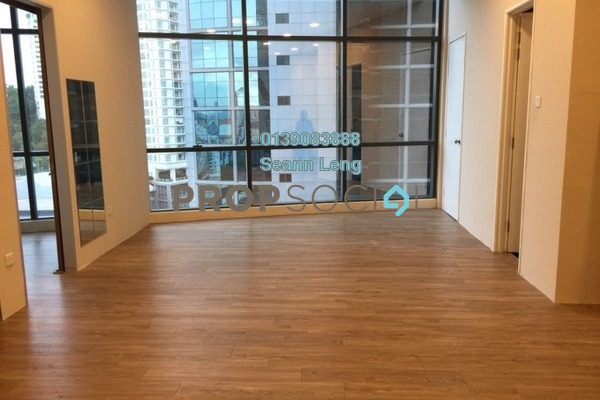 For Rent Office at The Vertical, Bangsar South Freehold Semi Furnished 3R/1B 4k