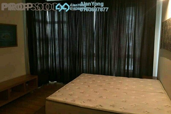For Rent Condominium at The Tamarind, Sentul Freehold Fully Furnished 3R/2B 2k