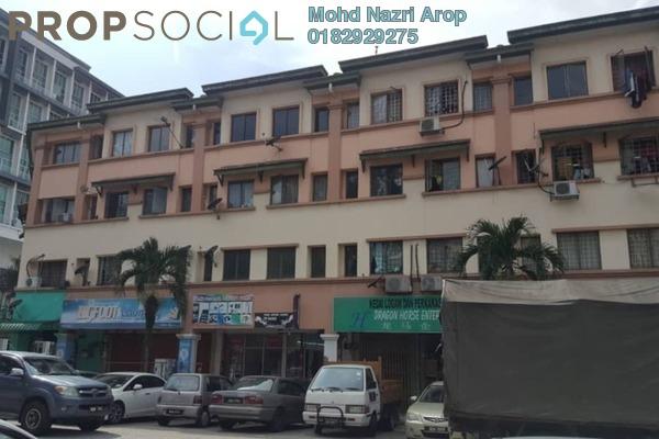 For Sale Apartment at Prima Damansara, Damansara Damai Leasehold Unfurnished 3R/2B 150k