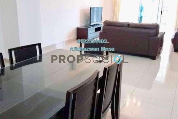 For Sale Condominium at Mas Kiara Residences, TTDI Freehold Fully Furnished 3R/2B 690k
