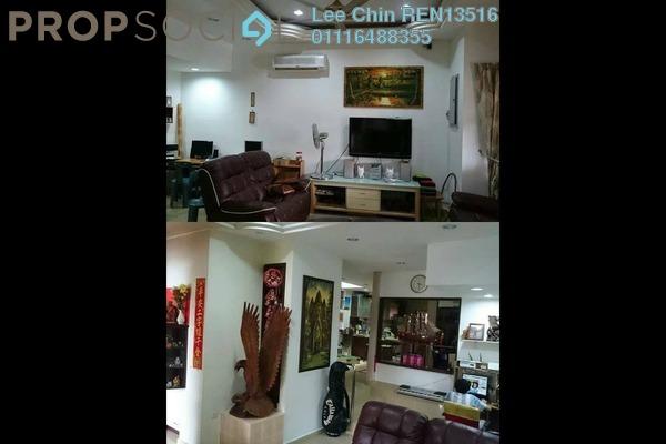 For Sale Terrace at Bandar Baru Sri Petaling, Sri Petaling Freehold Semi Furnished 6R/3B 958k
