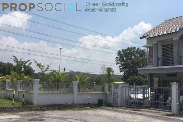 For Sale Semi-Detached at Bandar Puncak Alam, Kuala Selangor Freehold Unfurnished 4R/3B 650k