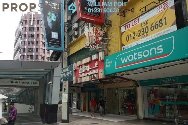For Sale Shop at Jalan Bukit Bintang, Bukit Bintang Freehold Semi Furnished 0R/0B 2.5m