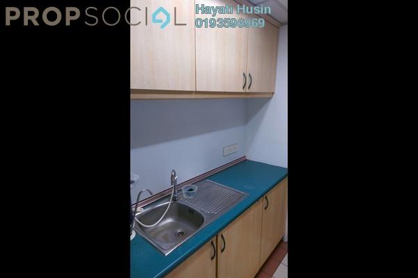 For Sale Office at Taman Dato Ahmad Razali, Ampang Freehold Semi Furnished 0R/2B 900k