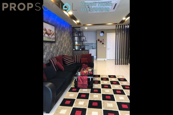 For Sale Condominium at G Residence, Desa Pandan Freehold Fully Furnished 2R/2B 1.3m
