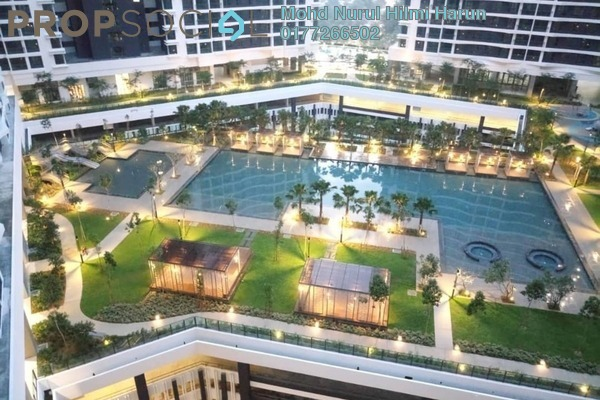 For Sale Condominium at KL Traders Square, Kuala Lumpur Freehold Unfurnished 3R/2B 576k