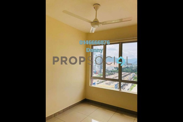 For Sale Condominium at Platinum Lake PV21, Setapak Leasehold Semi Furnished 2R/2B 393k