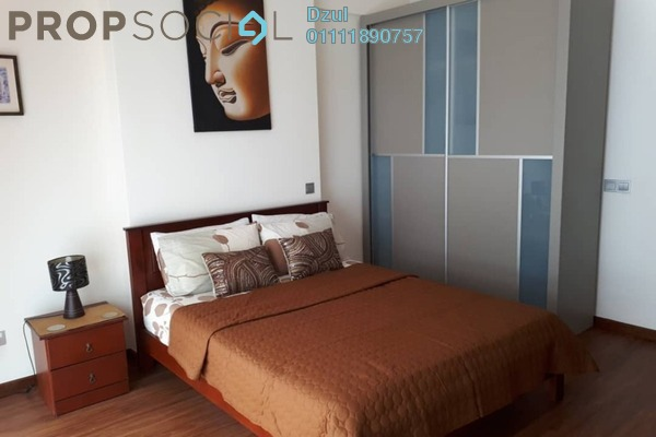 For Rent Condominium at Suasana Sentral Loft, KL Sentral Freehold Fully Furnished 2R/1B 3.3k