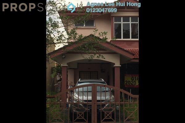 For Sale Terrace at Taman Ukay Bistari, Ukay Freehold Unfurnished 4R/3B 868k