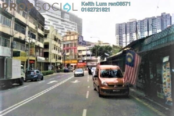 For Rent Shop at Kenanga Wholesale City, Pudu Freehold Unfurnished 1R/1B 10k
